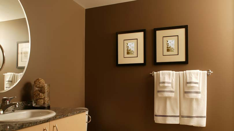 Bathroom color schemes Bathroom color palettes