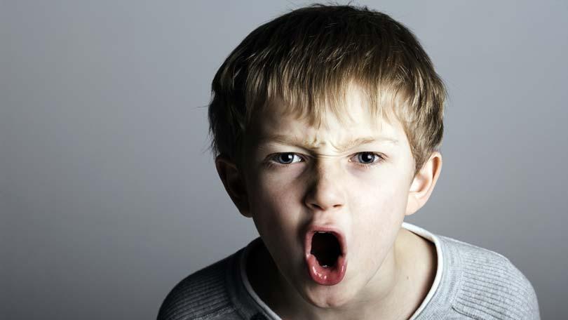 Aggressive behavior in children