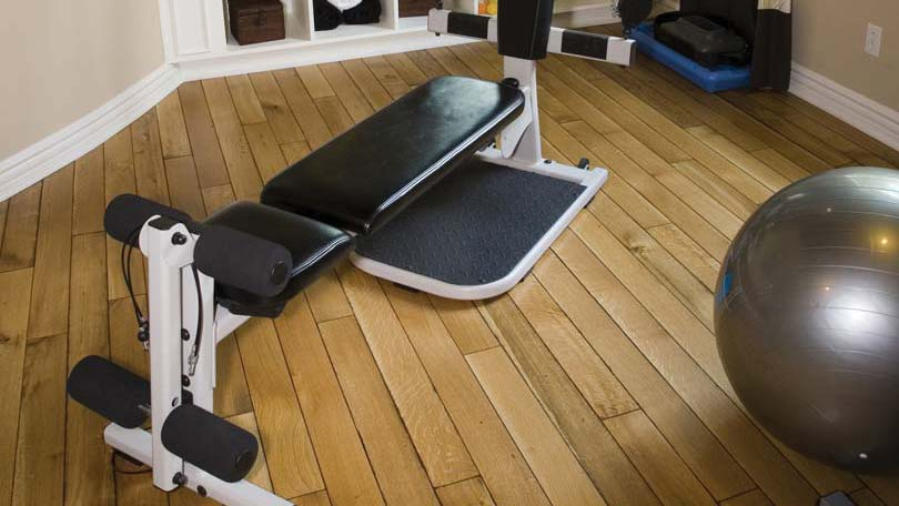 Flooring For A Home Gym