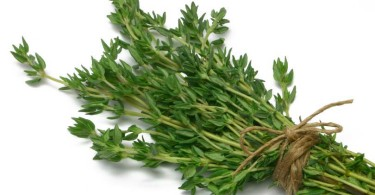 Thyme – Rich in Flavanoids, Saponins and other Antioxidants