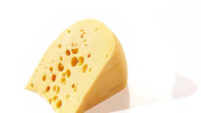 Swiss Cheese – Strong and Sharply Flavored