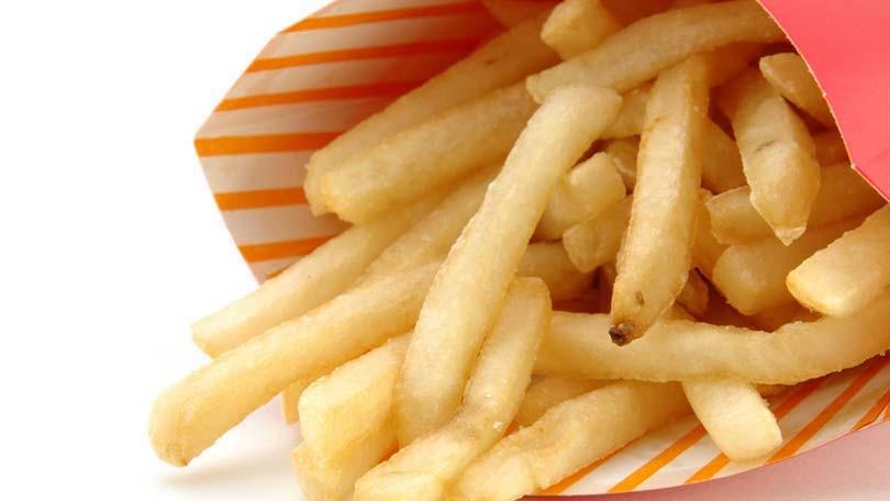 French Fries  - Small Cuts of Potato Heaven