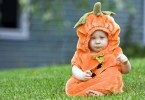 A Child's First Halloween – Trick or Treating with Small Children