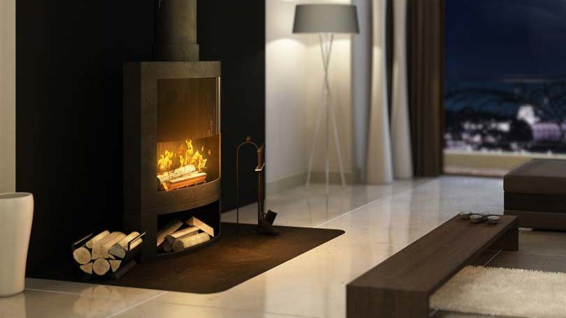 Wood versus Gas Fireplaces – Which is Best?