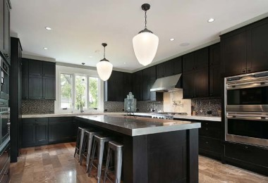 Stock or Custom Kitchen Cabinets