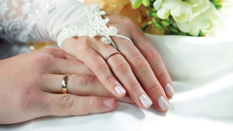 wearing your wedding ring should you wear it all the time - How Do You Wear Your Wedding Rings
