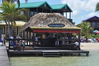 Waterfront Bar X'Tan Ha Resort, Ambergris Island, Belize