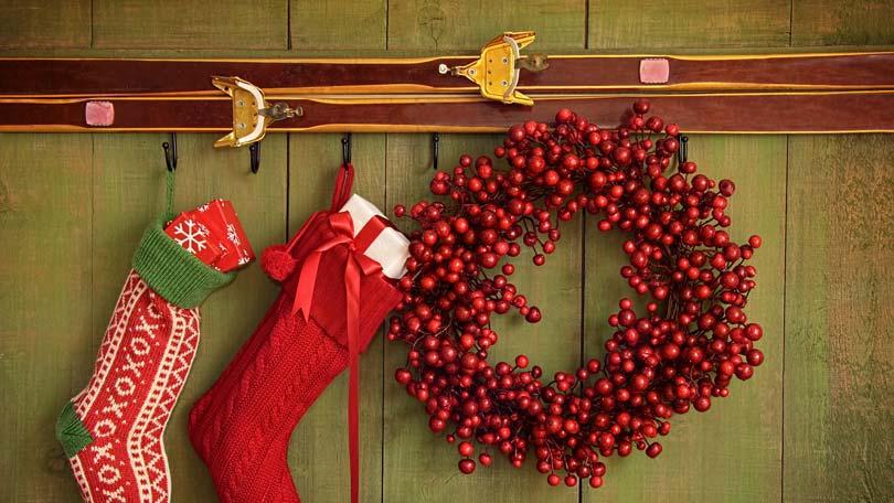 Christmas Season.The Pressure Of The Christmas Season