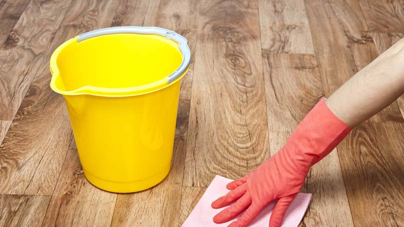 Cleaning Laminate Floors Get Your Floor Sparkling And Clean