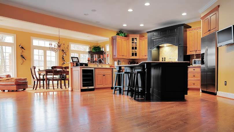 Wood Flooring Vs Laminate hardwood vs. laminate flooring - which one is better
