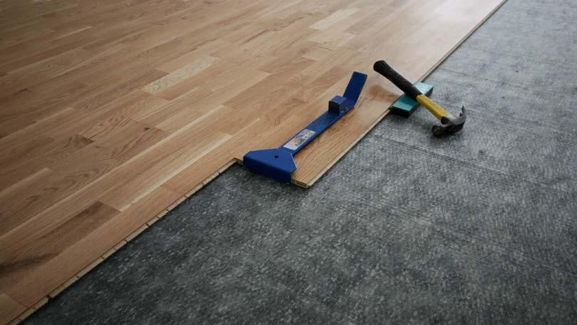 Preparing Wooden Subfloors The Base Floor