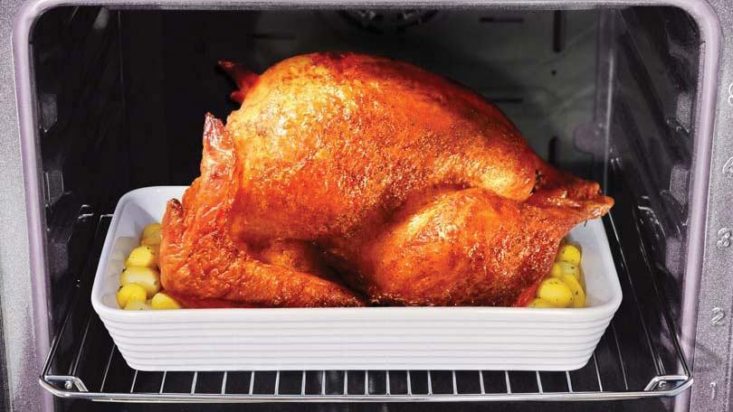 Cooking A Turkey In A Convection Oven