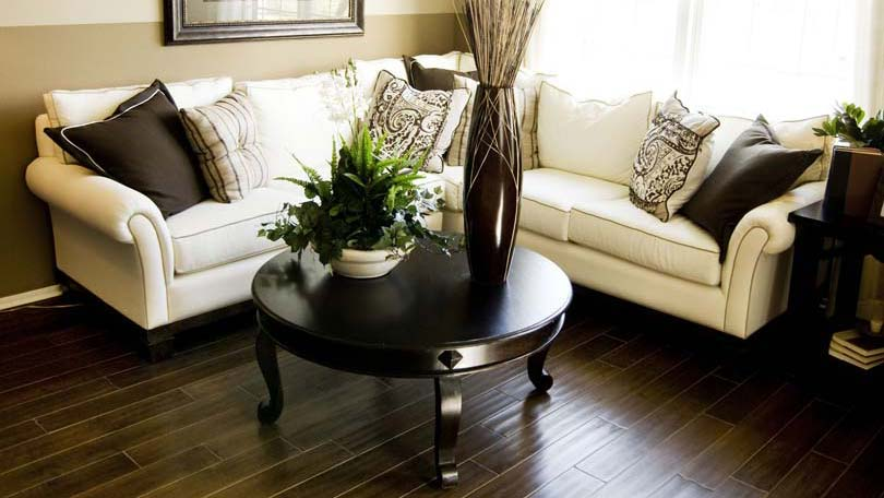 Advantages Of Wood Flooring - Different types of flooring for living rooms